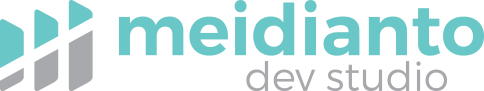Meidianto Dev Studio - Logo